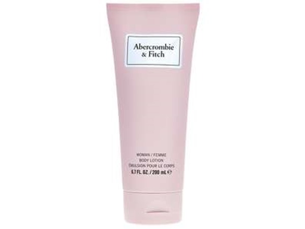 Abercrombie and Fitch First Instinct For Her Body Lotion