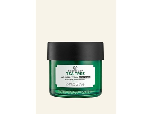 The Body Shop Tea Tree Anti-Imperfection Night Mask