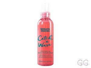 Umberto Giannini Catch A Wave Coconut Oil Beach Texture Spray
