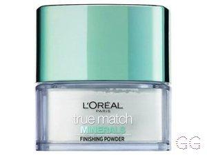 L'Oreal True Match Mineral Finishing Powder