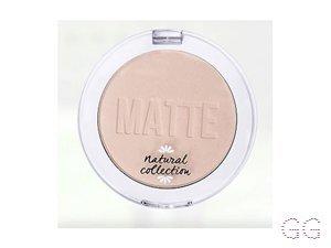 Matte Pressed Powder