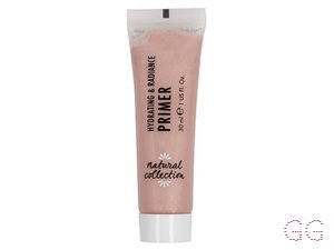 Natural Collection Hydrating And Radiance Primer