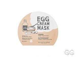 Egg Cream Mask Firming