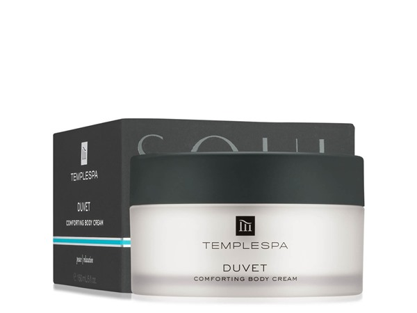Temple Spa Comforting & Hydrating Body Cream - Duvet