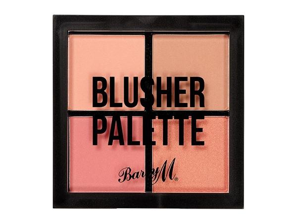 Blusher Quad Palette