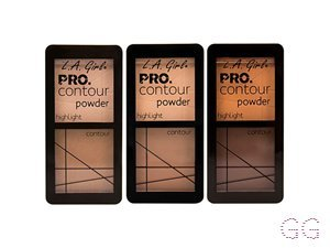 PRO.Contour Powder Highlight And Contour Duo