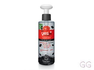 Tomatoes Detoxifying Charcoal Micellar Cleansing Water