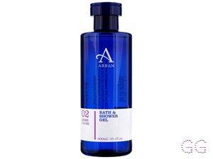 Arran Aromatics Lavender And Tea Tree Bath And Shower Gel