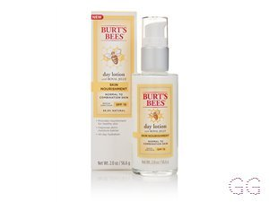 Burt's Bees Skin Nourishment Day Lotion Spf15