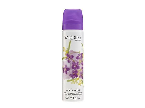 April Violets Fragrance Mist