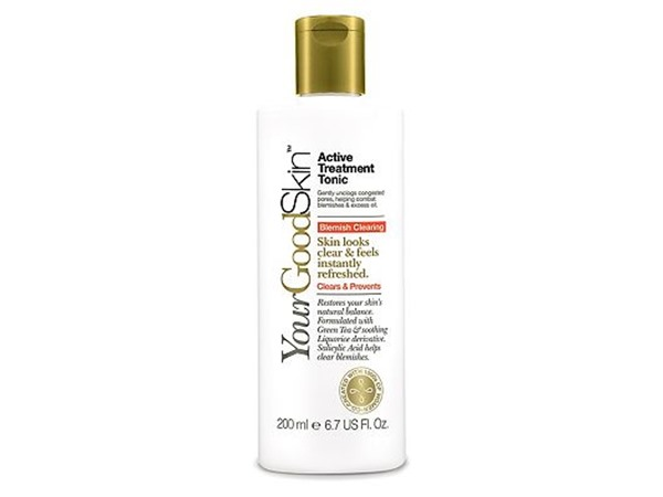 YourGoodSkin Blemish Clearing Active Treatment Tonic