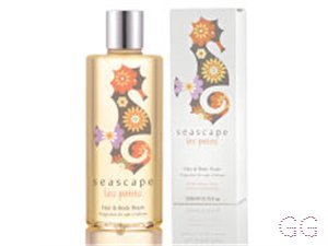 Seascape Island Apothecary Les Petits Hair And Body Wash