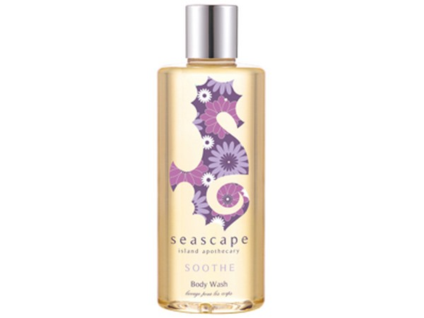 Seascape Island Apothecary Soothe Body Wash