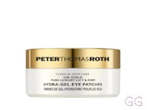 Gold Hydra Gel Eye Mask