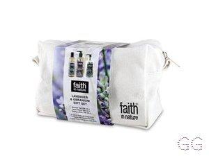Faith in Nature Lavender Shower Gel And Foam Bath