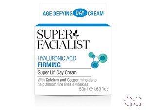 Super Facialist Super Facialist Hyaluronic Acid Firming Super Lift Day Cream
