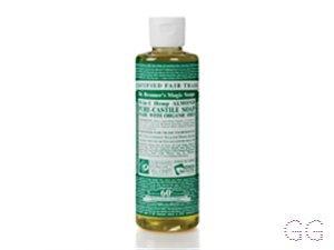 Dr. Bronner Organic Almond Castile Liquid Soap