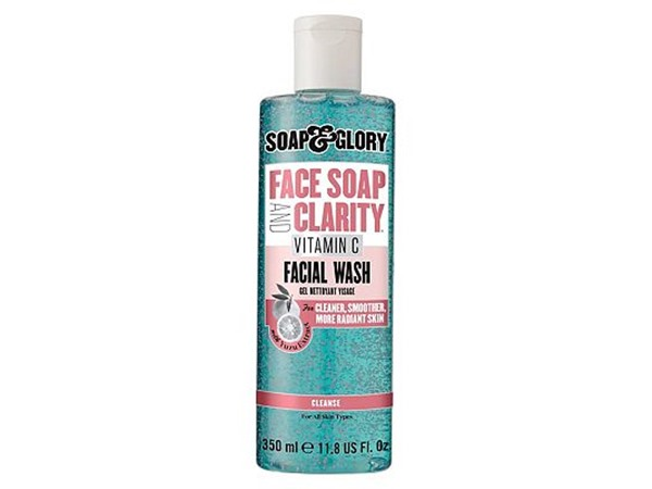 Soap & Glory Face Soap & Clarity Foaming Face Wash