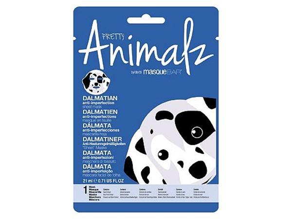 MasqueBAR Pretty Animalz Moisturizing Sheet Mask