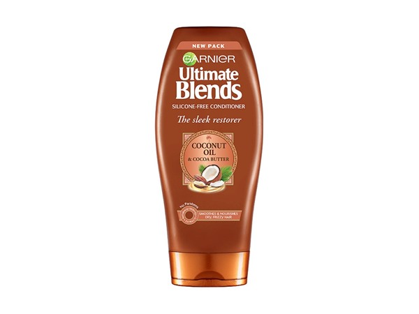 Ultimate Blends Coconut Oil Frizzy Hair Conditioner