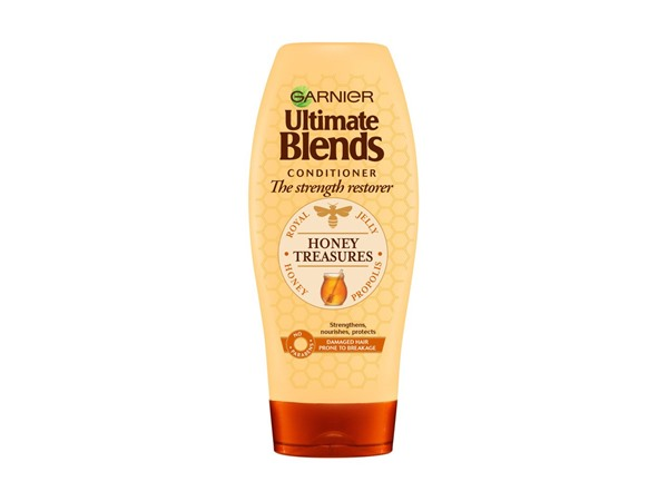Garnier Ultimate Blends Honey Strengthening Conditioner