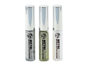 W7 Metal Flash Metallic Glitter Eyeliner