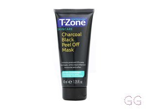 T Zone Charcoal Black Peel Off Mask