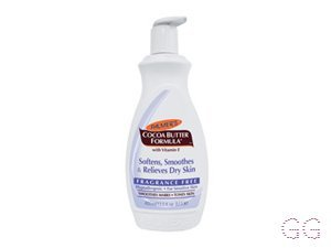 Fragrance Free Cocoa Butter Formula