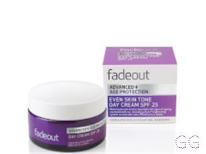 Fade Out Advanced + Age Protection Even Skin Tone Day Cream Spf 25
