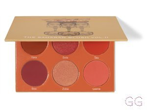 The Saharan Blush Palette vol II