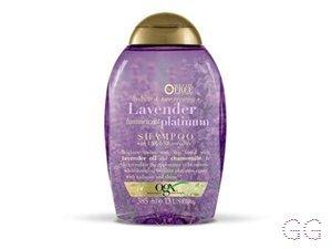 OGX Color Reviving + Lavender Platinum Shampoo