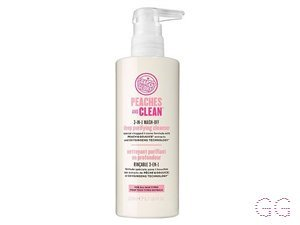 Peaches and Clean 3-in-1 Wash-off Deep Purifying Cleanser