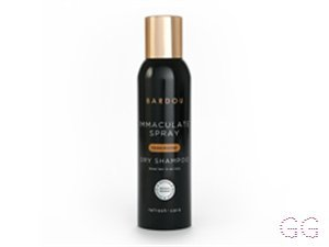 The Bardou Immaculate Spray Dry Shampoo
