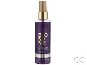 Schwarzkopf Blondme Colour Correcting Spray Conditioner For Cool Blondes