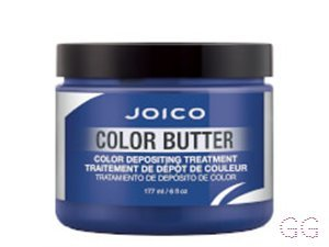 Color Butter Color Depositing Treatment - Blue