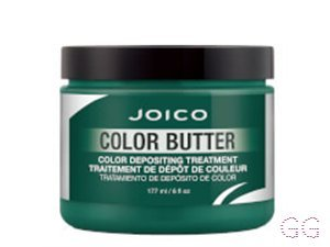 Color Butter Color Depositing Treatment - Green