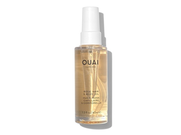 OUAI Rose Hair & Body Oil
