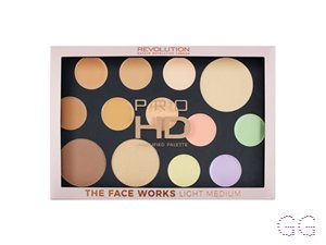 Pro Hd Palette The Works