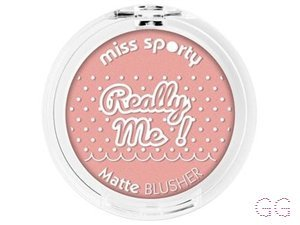 Miss Sporty Really Me Matte Blusher