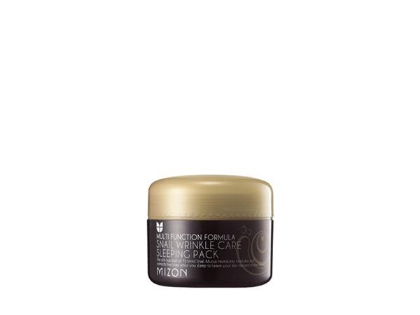 Mizon Snail Wrinkle Care Sleeping Pack -  Night Cream