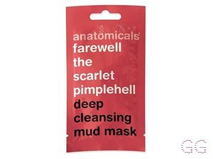 Anatomicals Farewell The Scarlet Pimple Hell Mud Mask