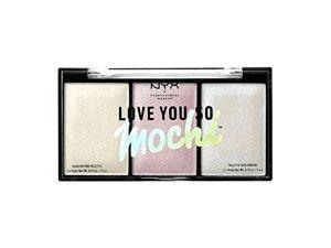 NYX Love You So Mochi Highlighting Palette