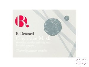 B Detoxed Clay Face Mask