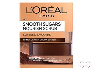 Smooth Sugar Nourish Cocoa Face And Lip Scrub