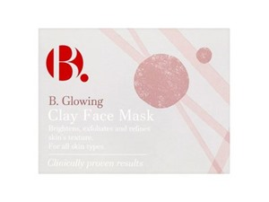 B Glowing Clay Face Mask