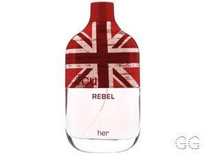 French Connection Fcuk Rebel For Her Eau De Parfum Spray