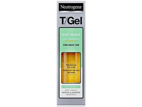 Neutrogena T/Gel Anti-Dandruff Shampoo For Greasy Hair