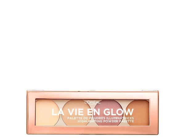 La Vie En Glow Highlighting Powder Palette