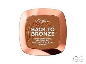 L'Oreal Back To Bronze Matte Bronzing Powder