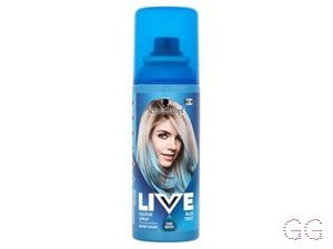 Live Colour Spray
